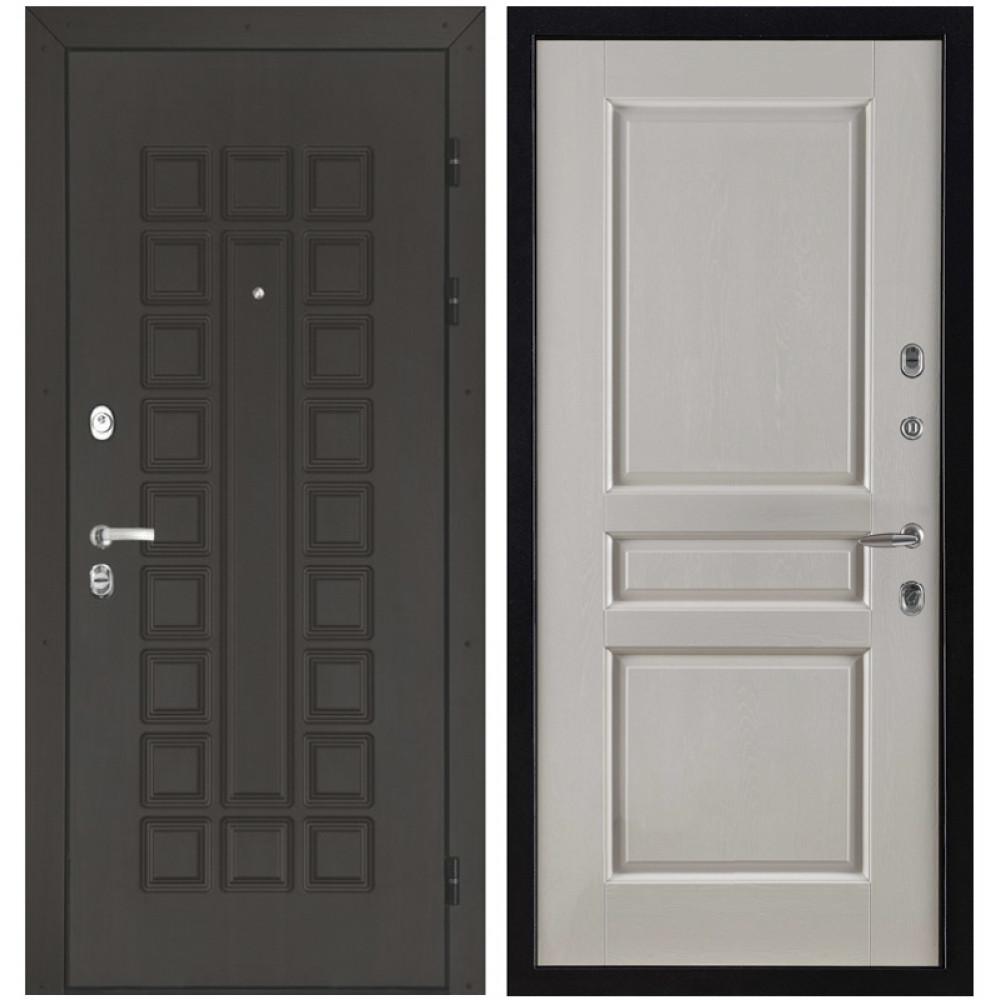 Входная дверь Сенатор, панели массив дуба