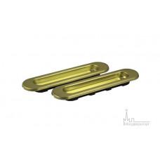 Ручка для дверей купе SDH-01 SB золото