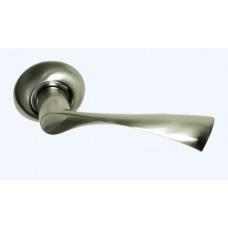 Ручка дверная v-23 никель