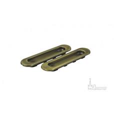Ручка для дверей купе SDH-01 AB, бронза