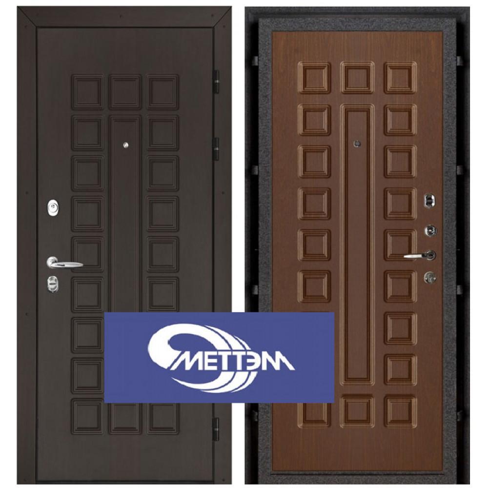 Входная дверь Сенатор с замками Меттем (Россия)