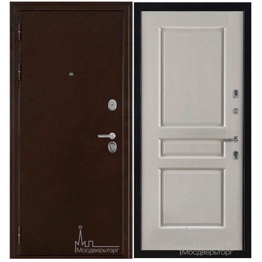 Входная дверь Феникс, панели массив дуба