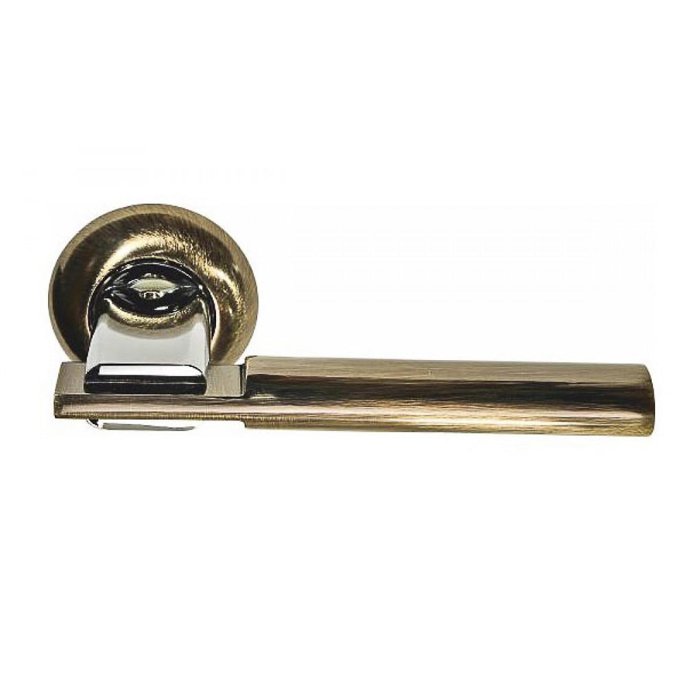 Ручка дверная v-75 бронза