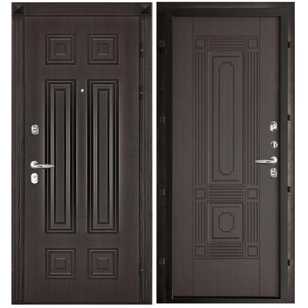 Входная дверь Сенатор-Марсель замок Меттем (Россия)