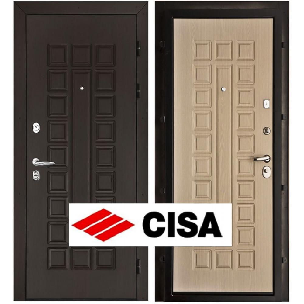 Входная дверь Сенатор с замком CISA (Италия)