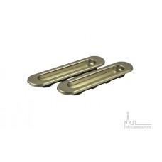 Ручка для дверей купе SDH-01 SN никель