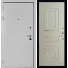 Колизей белое серебро панель 62001 серена  светло-серый