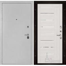 Колизей белое серебро панель 2110 капучино велюр с зеркальными вставками
