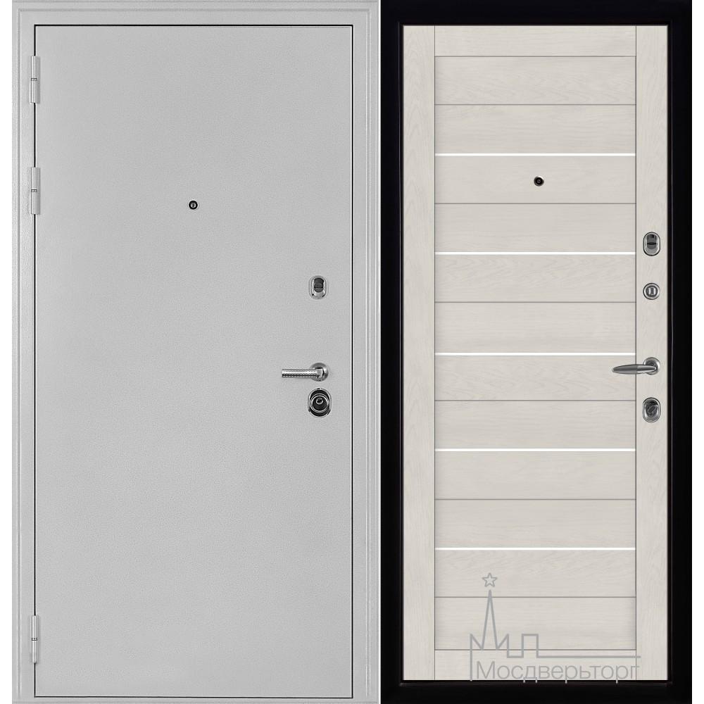 Колизей белое серебро панель 2127  софт Бьянка