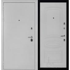 Колизей белое серебро панель Анастасия Белый ясень