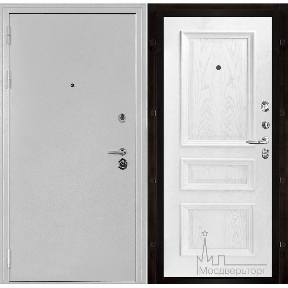 Колизей белое серебро панель Барселона Перла