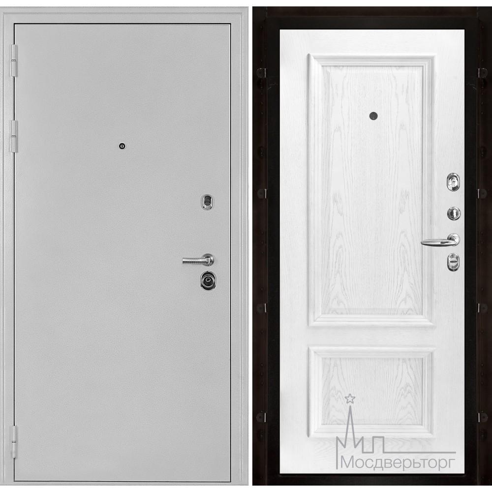 Колизей белое серебро панель Корсика Перла