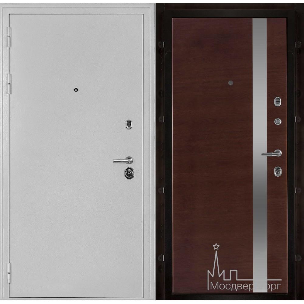 Колизей белое серебро панель UNO Brandy
