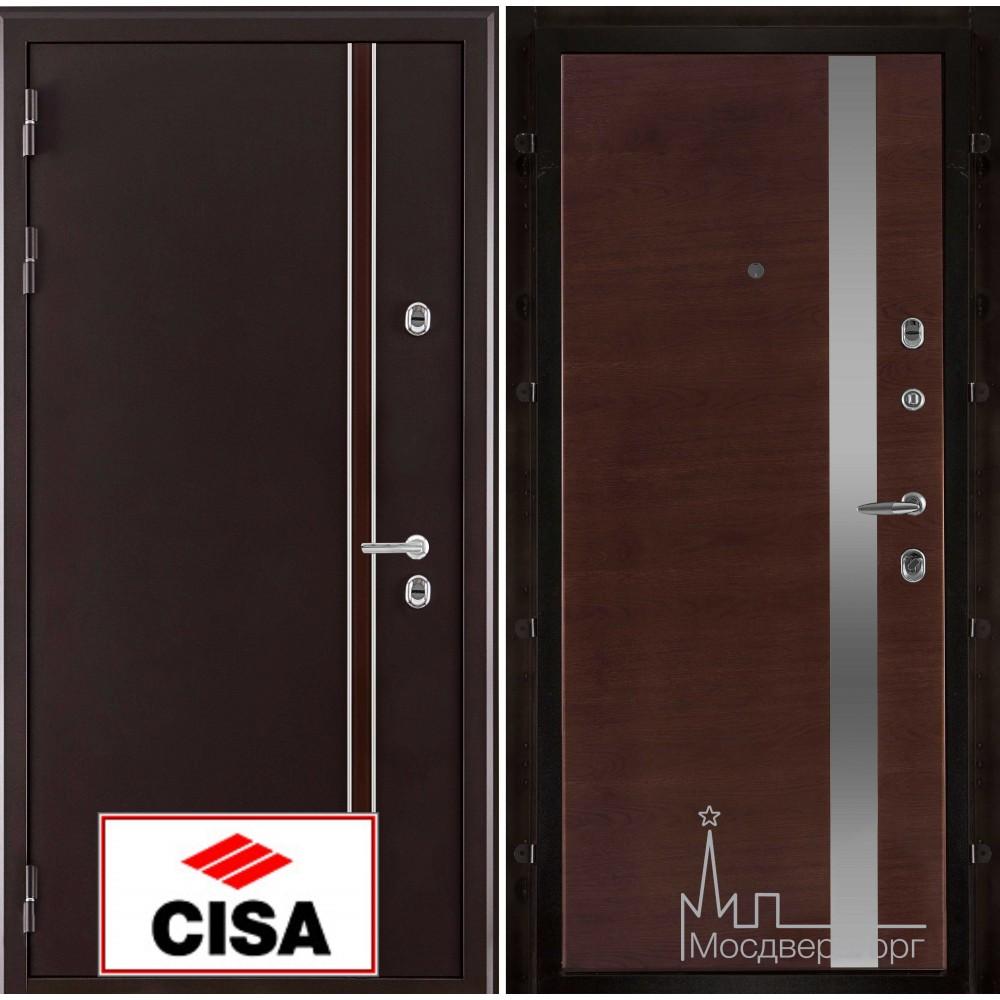 Норд (терморазрыв) панель UNO бренди замки Cisa с перекодировкой
