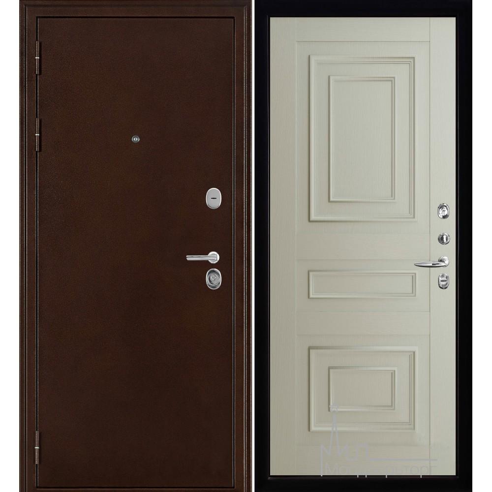 Феникс медный антик панель 62001 серена  светло-серый