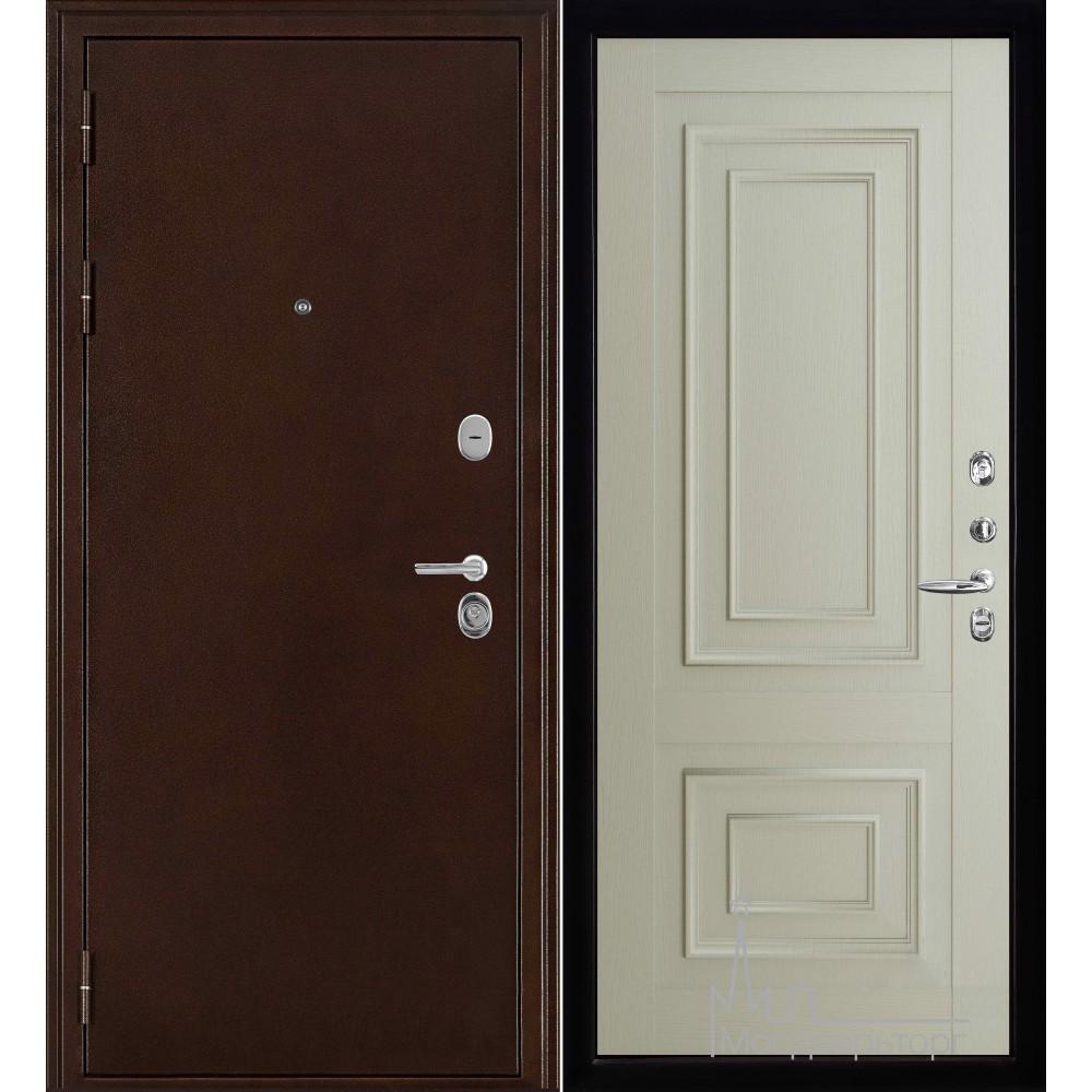 Феникс медный антик панель 62002 серена светло-серый