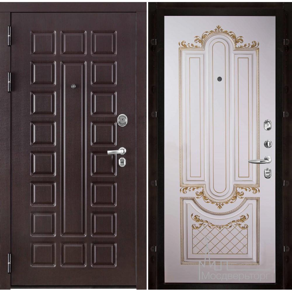 Входная дверь Сенатор, панель Александрия-2