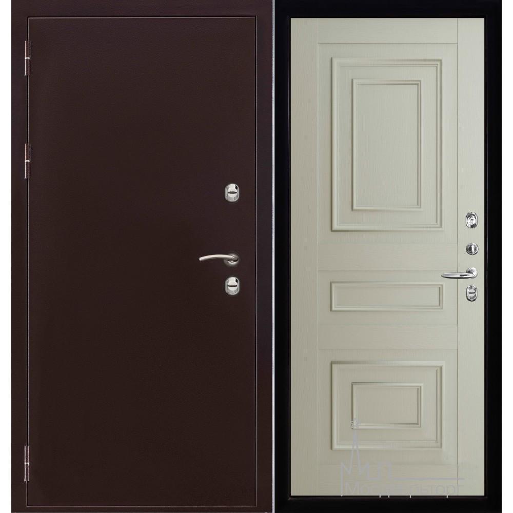 Термо-3 медный антик панель 62001 серена светло-серый