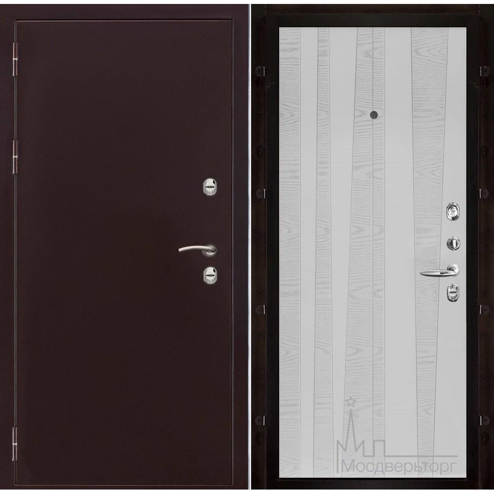 Термо-3 медный антик панель Trend чиаро аргентум натуральный шпон