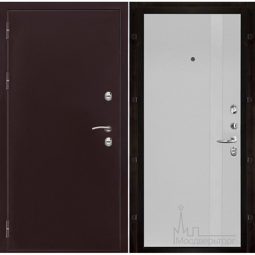 Термо-3 медный антик панель Uno чиаро аргентум натуральный шпон