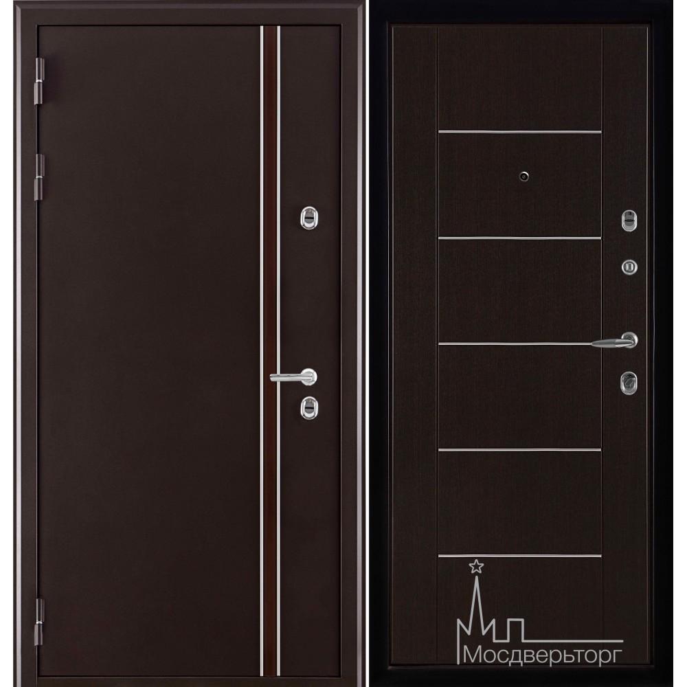Норд (терморазрыв) панель Лайт МD - 003  Венге