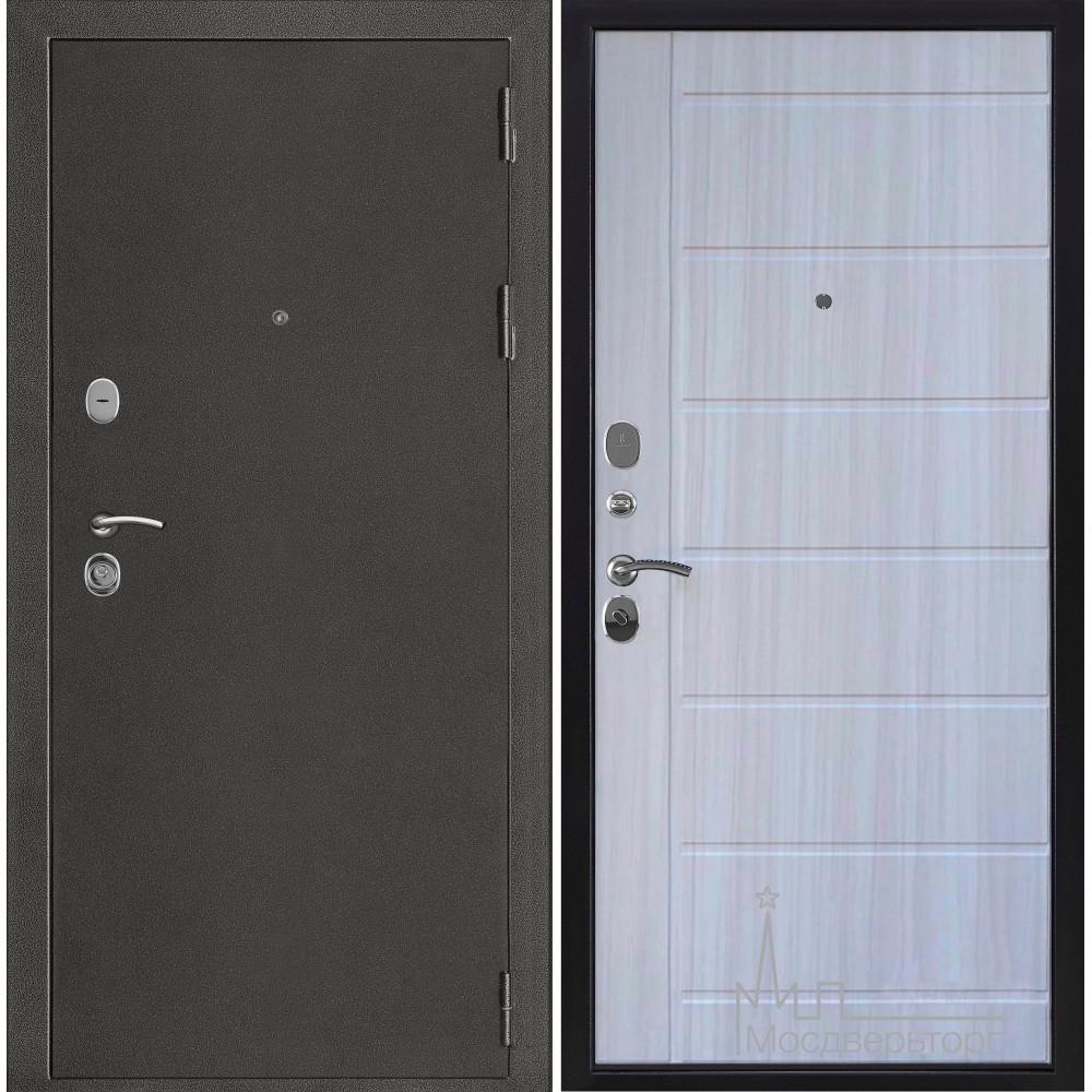 Входная дверь Галеон внутренняя панель светлый сандал