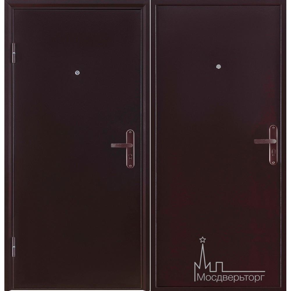 Входная дверь LMD-1 (металл-металл)