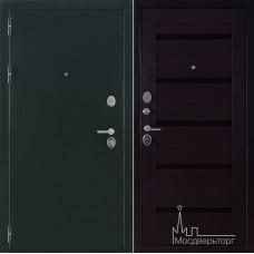 Входная дверь Президент внутренняя отделка Эко венге