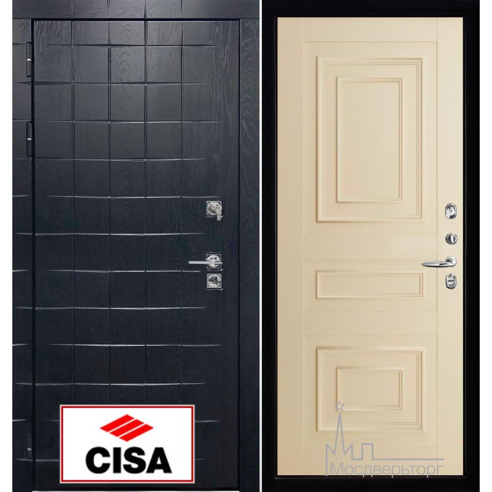 """Сенатор плюс, панель 62001 серена керамик с замком """"Cisa"""""""