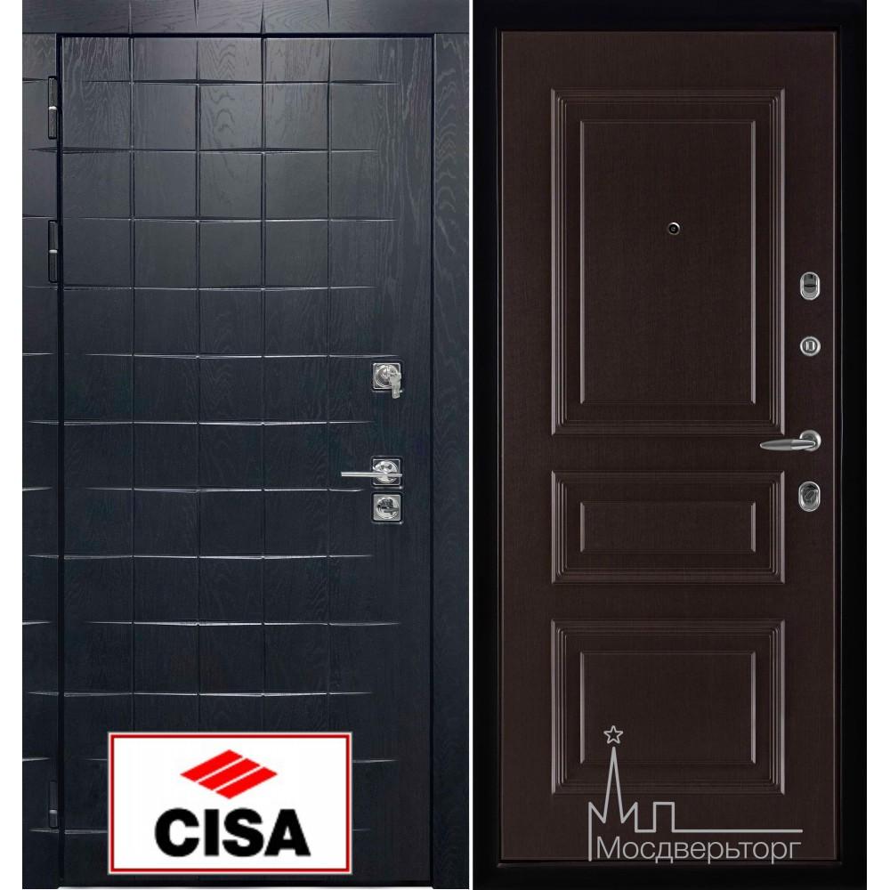 Сенатор-плюс, с замком Cisa панель Вена венге