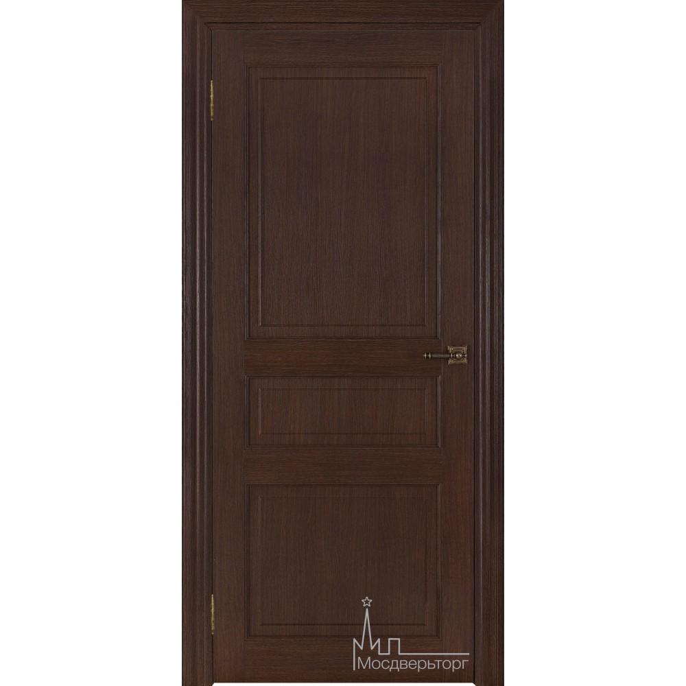 Межкомнатная дверь Экошпон 40005 Дуб французский, глухая