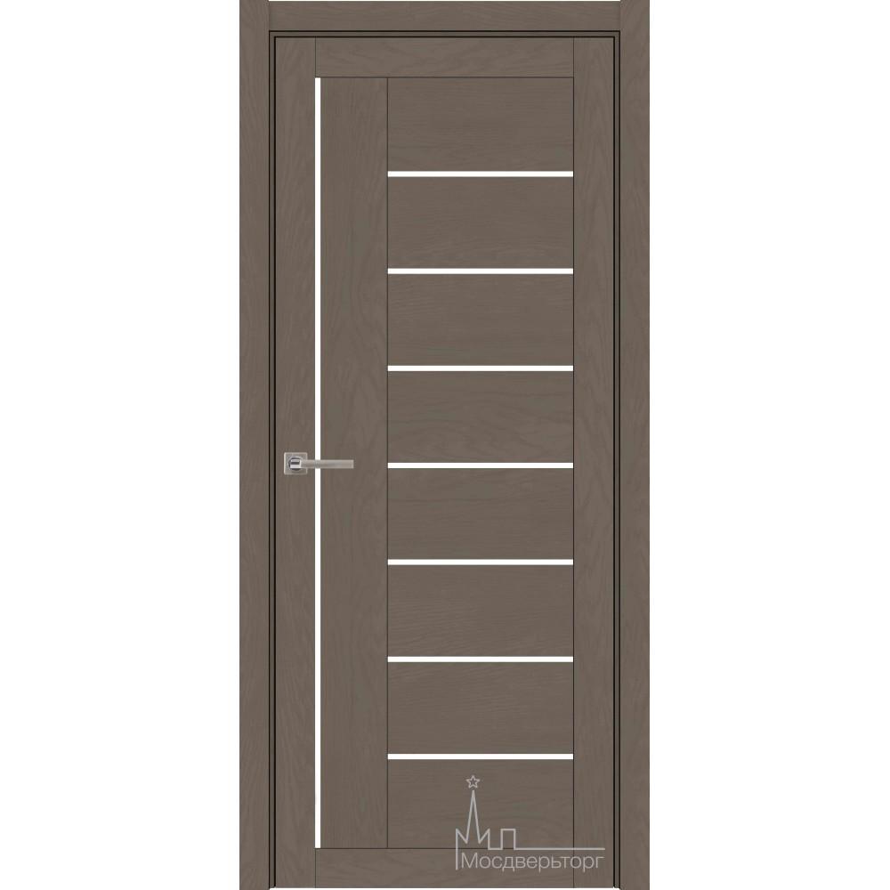 Межкомнатная дверь Экошпон 2110 Тортора (софт)