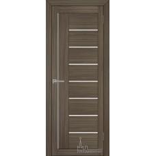 Межкомнатная дверь Экошпон 2110 графит велюр