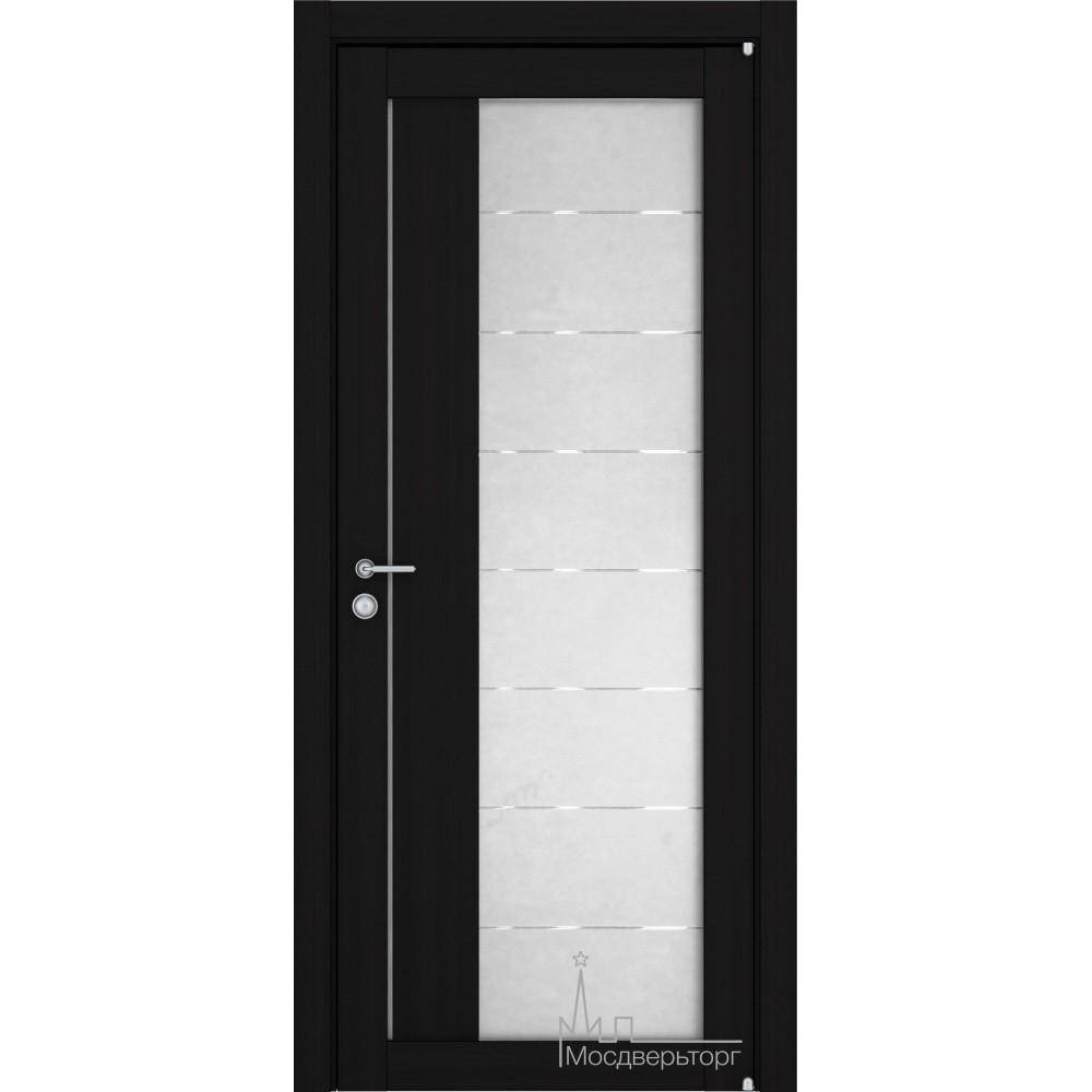 Межкомнатная дверь Экошпон 2112 шоко велюр