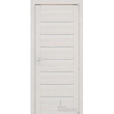 Межкомнатная дверь Экошпон 2125 капучино велюр