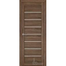 Межкомнатная дверь Экошпон 2125 серый велюр