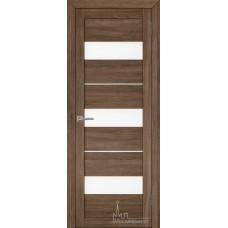 Межкомнатная дверь Экошпон 2126 серый велюр