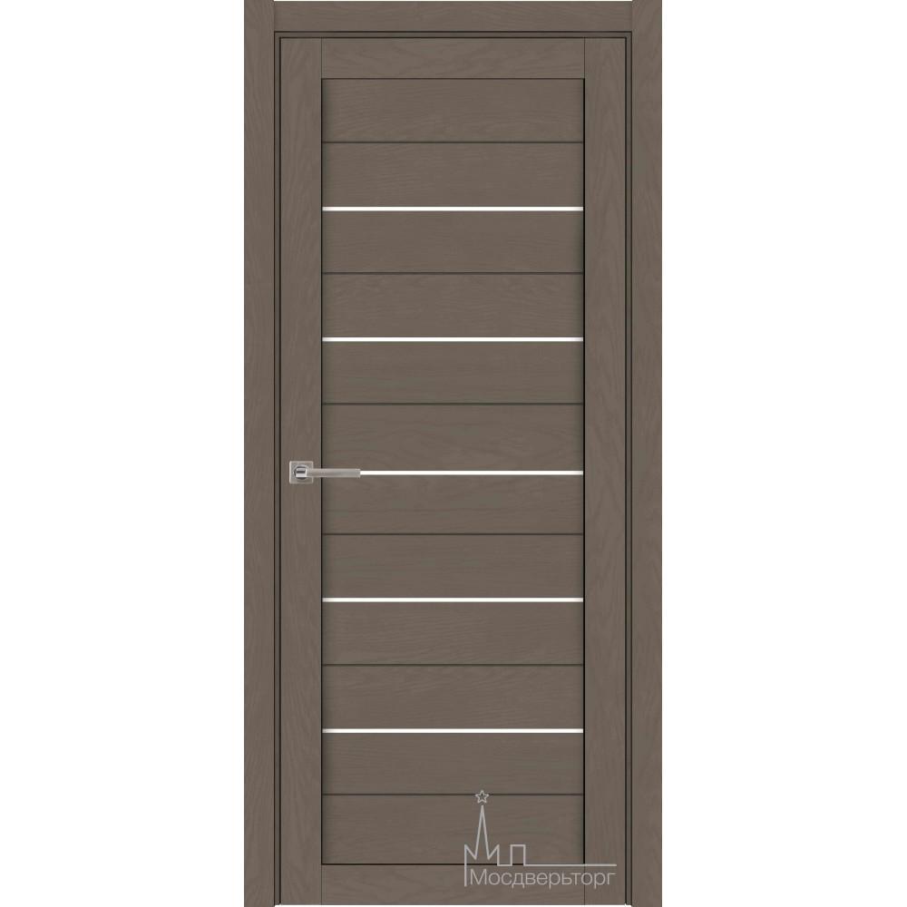 Межкомнатная дверь Экошпон 2127 Тортора (софт)