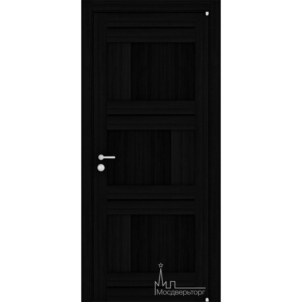 Межкомнатная дверь Экошпон 2180 шоко велюр