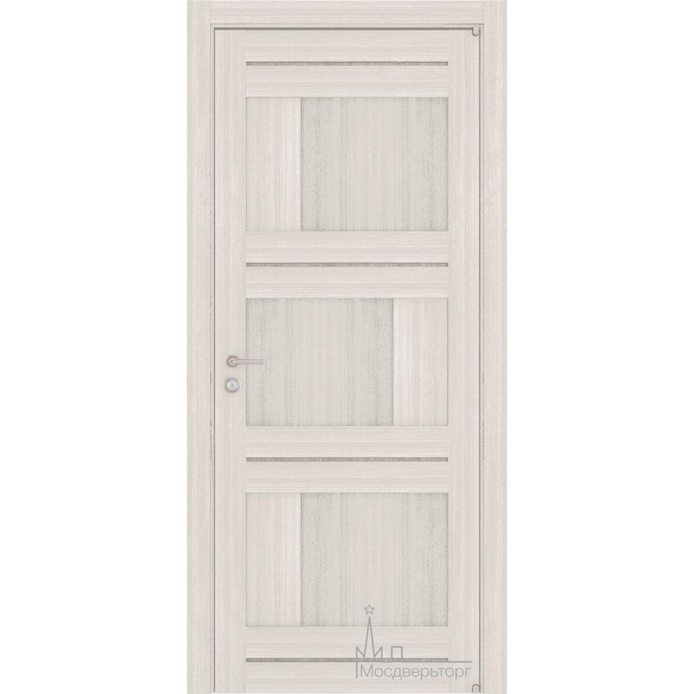 Межкомнатная дверь Экошпон 2180 капучино велюр