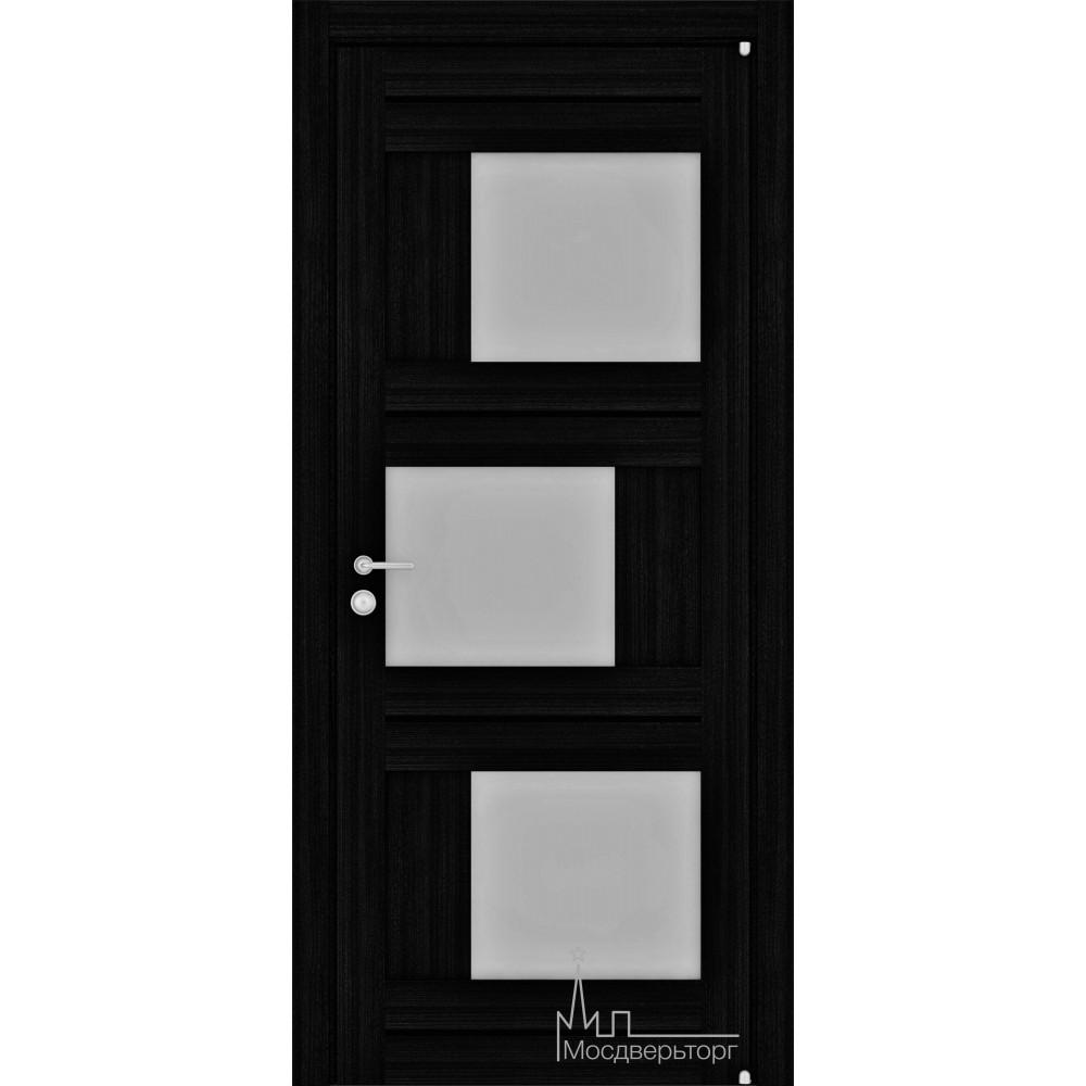 Межкомнатная дверь Экошпон 2181 шоко велюр