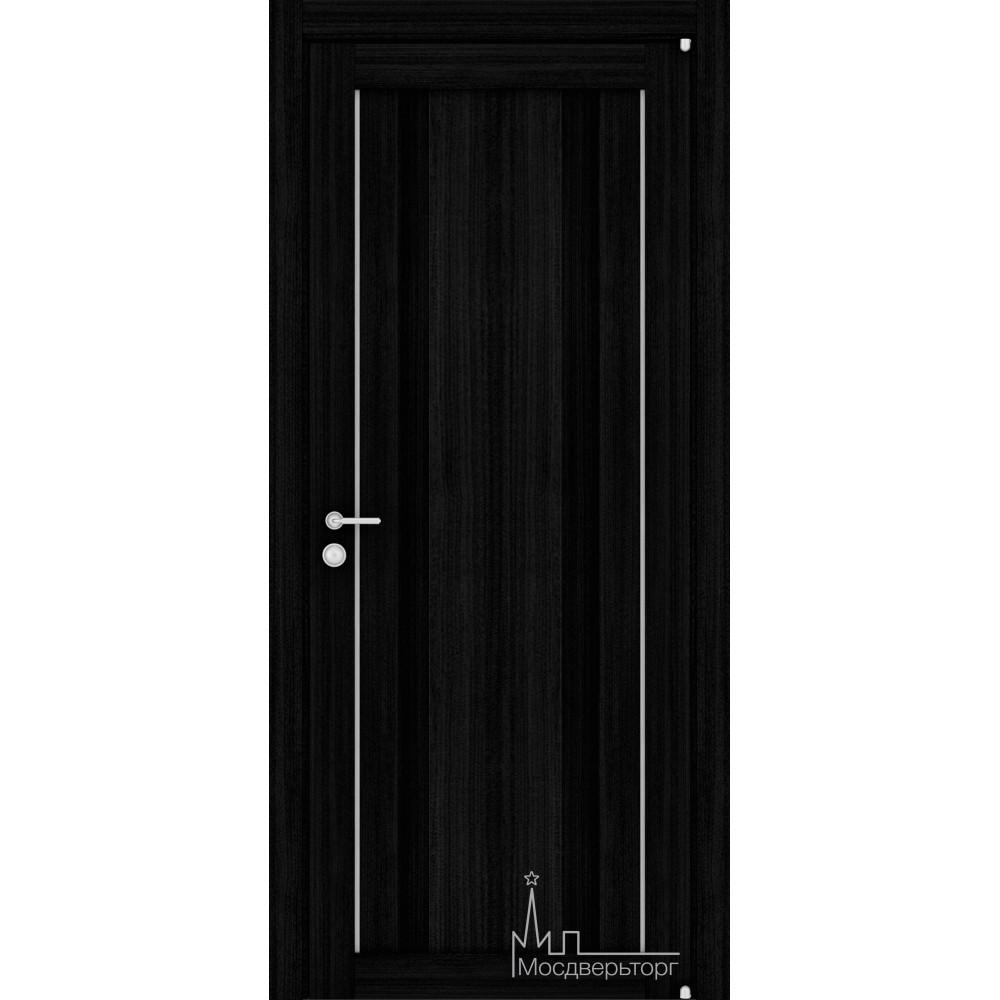 Межкомнатная дверь Экошпон 2190 шоко велюр
