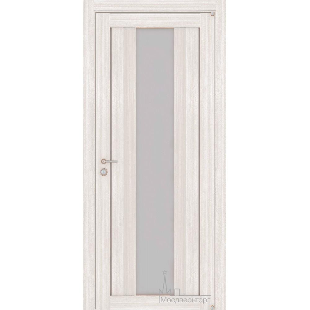 Межкомнатная дверь Экошпон 2191 капучино велюр