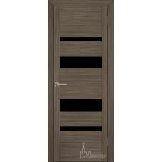 Межкомнатная дверь Экошпон 30013 графит велюр