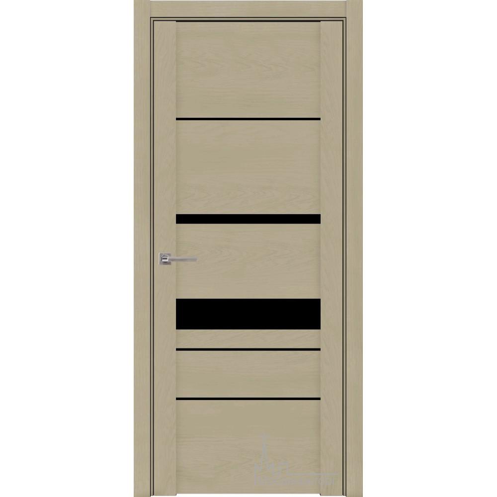Межкомнатная дверь Экошпон 30023 Кремовый