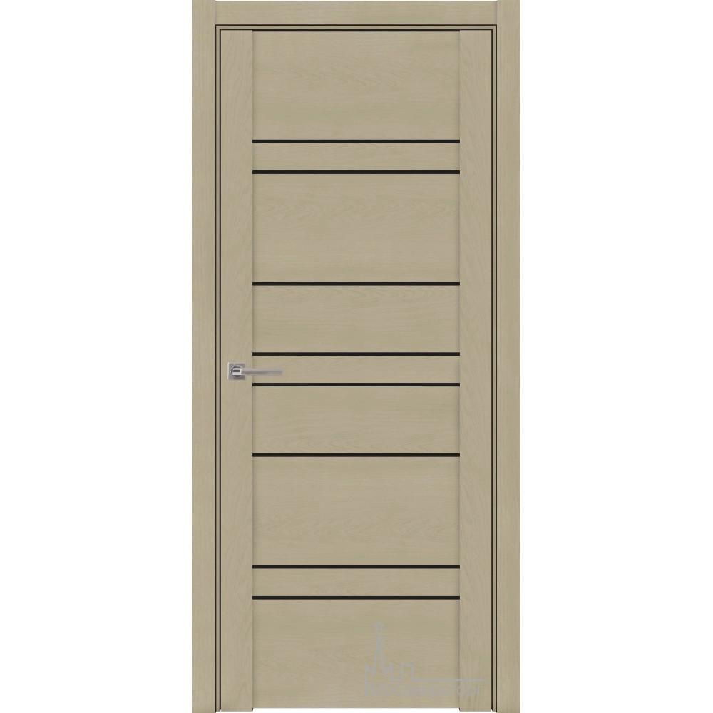 Межкомнатная дверь Экошпон 30032 Кремовый