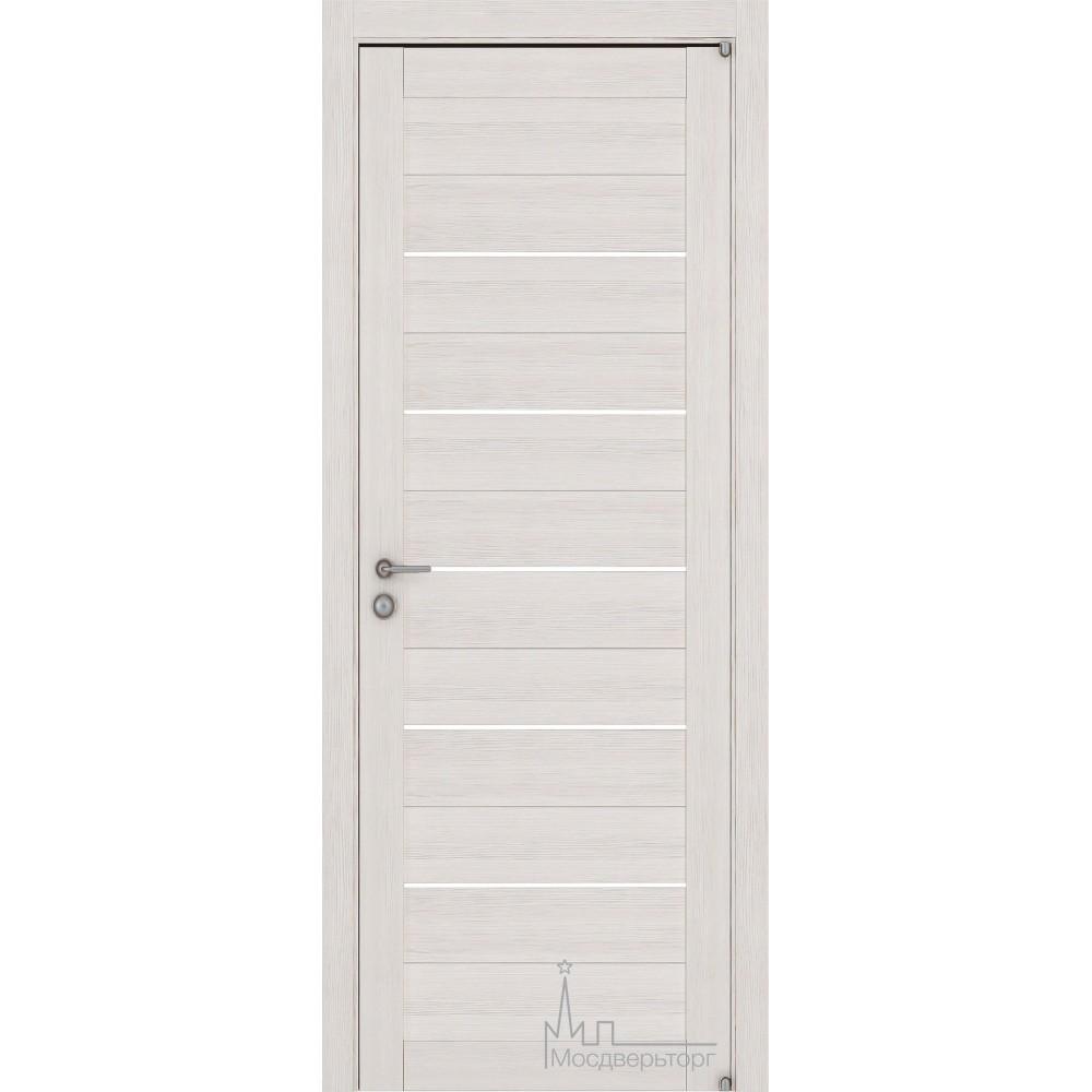 Межкомнатная дверь Экошпон 56001 латте