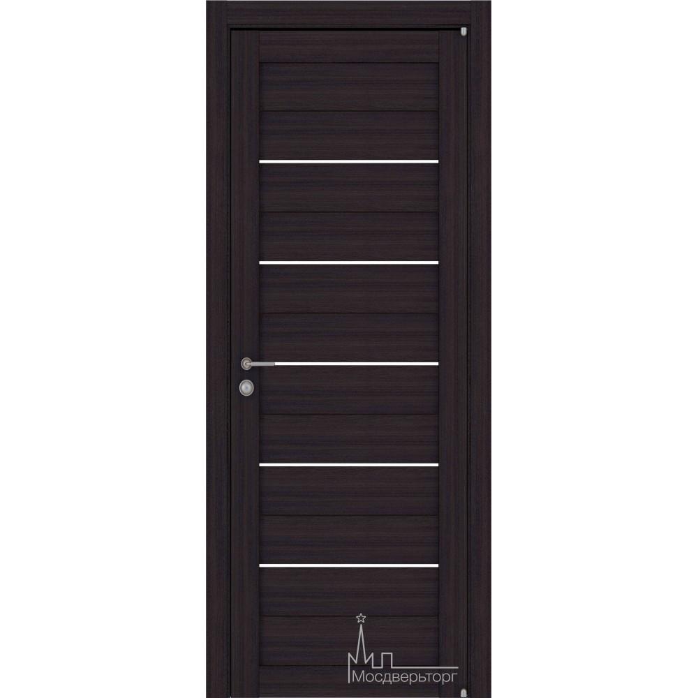 Межкомнатная дверь Экошпон 56001 мокко