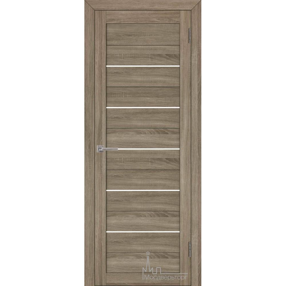 Межкомнатная дверь Экошпон 56001 дуб натуральный