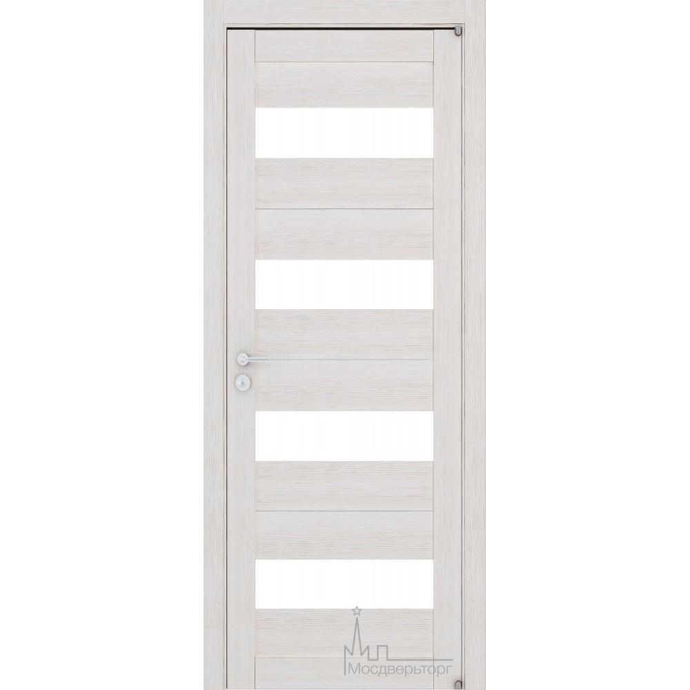 Межкомнатная дверь Экошпон 56002 латте